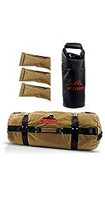 sandbag kettlebell sand bags heavy duty sandbags for fitness 100 lbs sandbag filler bag