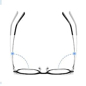 blue light blocking glasses for man