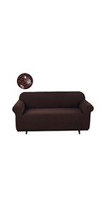 Waterproof Loveseat Sofa Slip Covers,Sofa Covers For 3 Cushion Couch