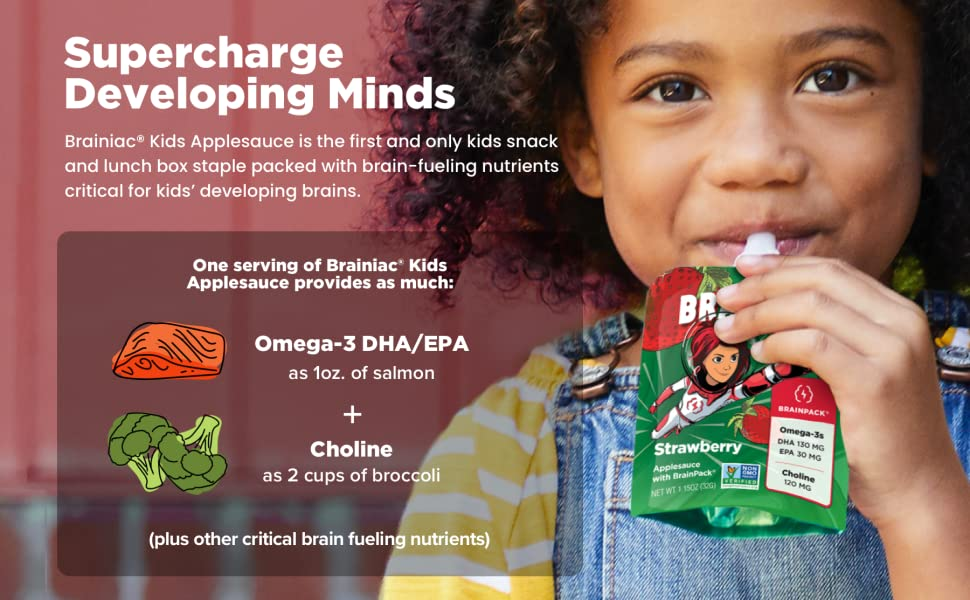 Supercharge Developing Minds