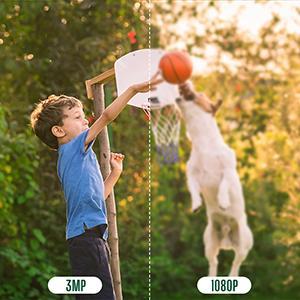3MP Outdoor Camera