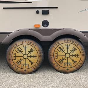 Spare Tire Covers 3