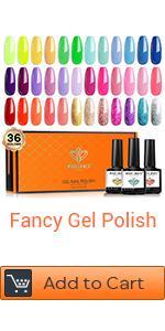 summer bright gel nail polish