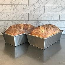 USA Pan Loaf Pans - Sourdough