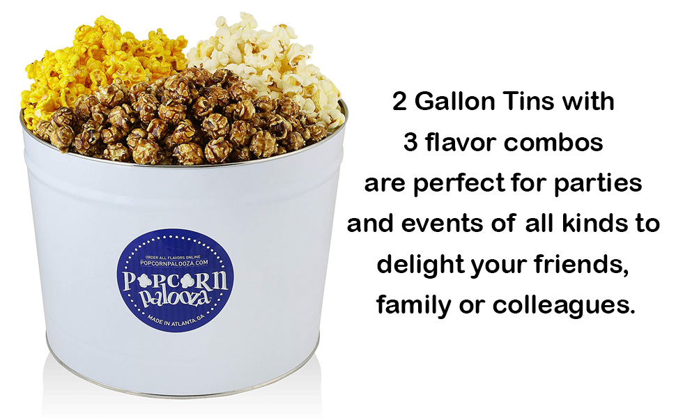 popcorn 2 gallon