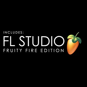FL Studio Fruity Fire Edition Included