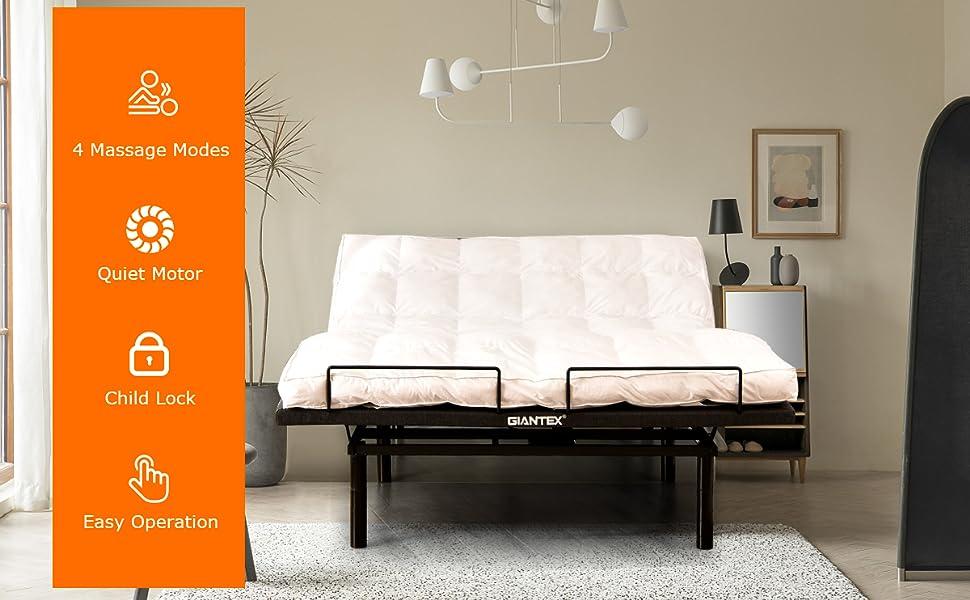 Adjustable Bed Base