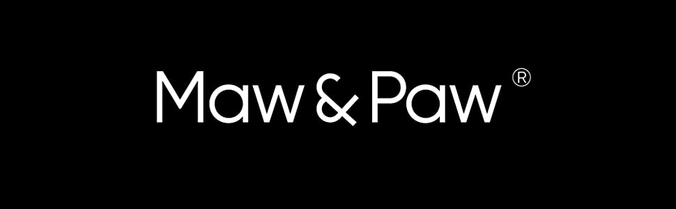 Maw and Paw pet products