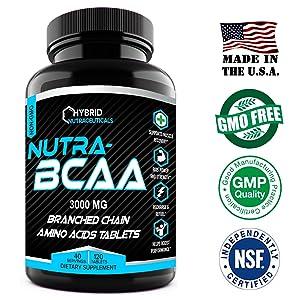 essential BCAAs