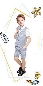 Boys Clothes Set Summer Outfits Set