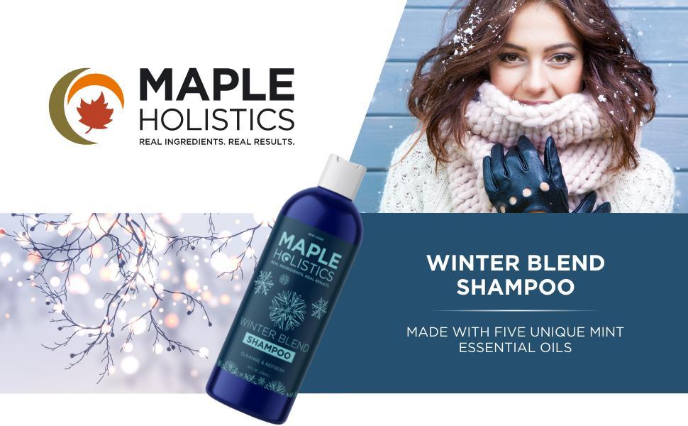 Winter Blend Shampoo