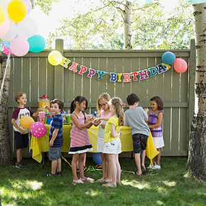 Funny Birthday Party Games for Kids