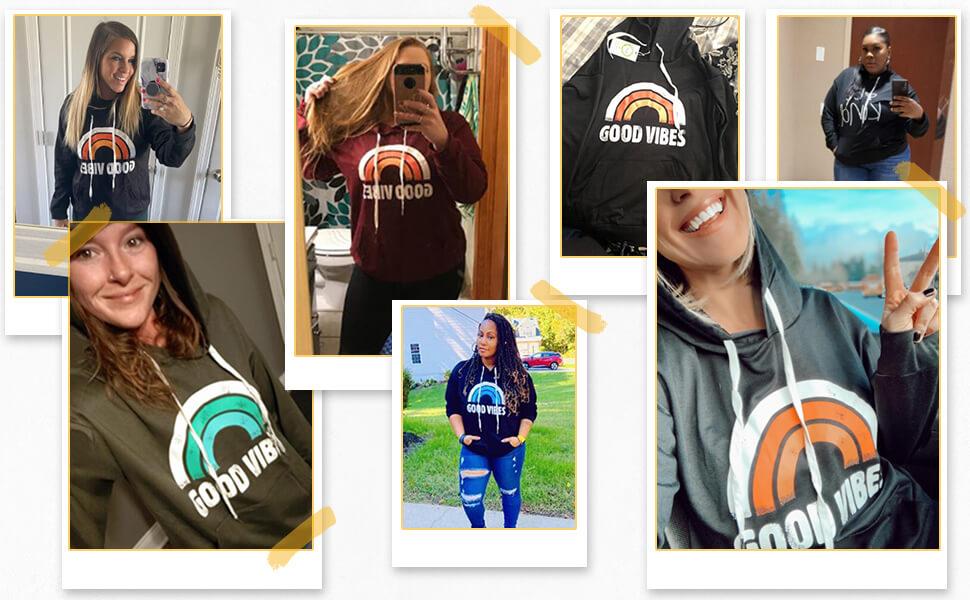 hoodies womens
