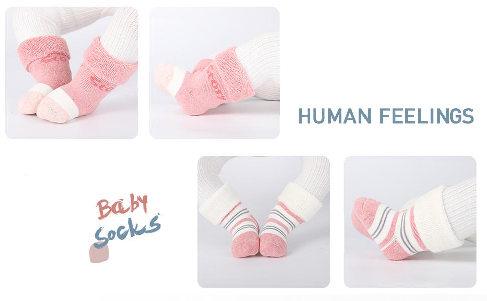 socks detail