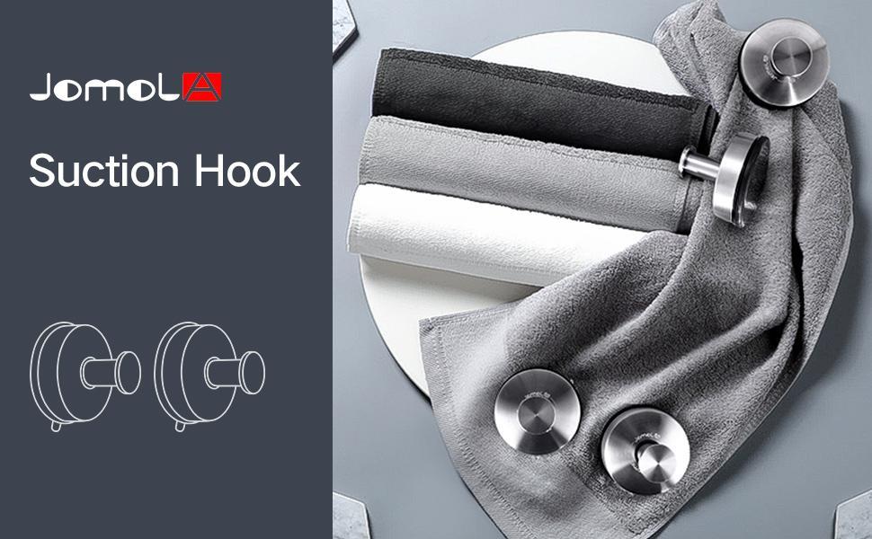 vacuum suction hook