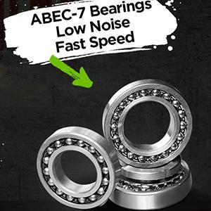 ABEC-7 Bearings