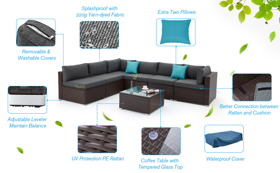 outdoor furniature,furniture sets,patio sectional sets clearance