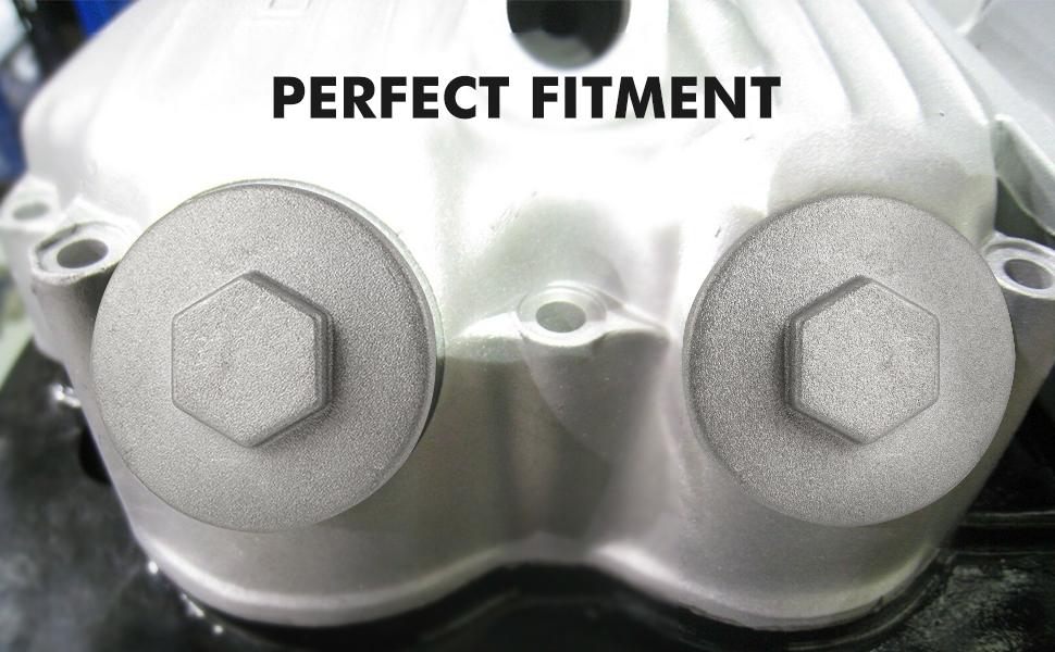 NICECNC Engine Valve Tappet Adjustment Cover Cap