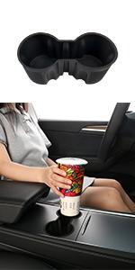 Cup Holder for Tesla Model 3/Y