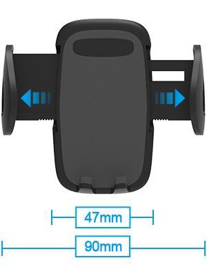 bokilino Car Phone Holder Size