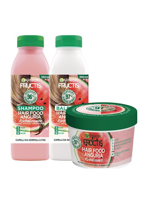 Kit per capelli Anguria