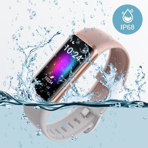 IP68 Waterproof Swimming Smartwatch