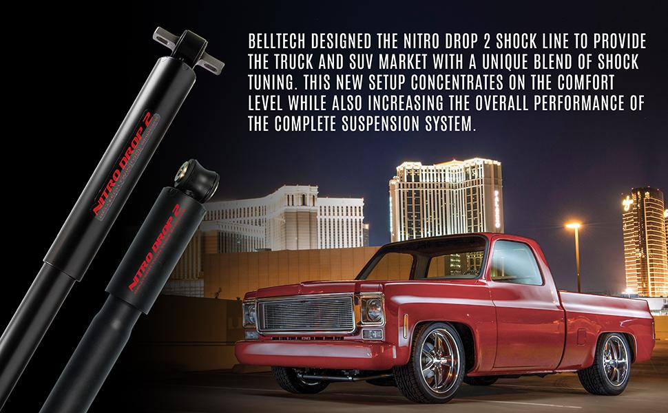 Belltech Nitro Drop 2 Shock
