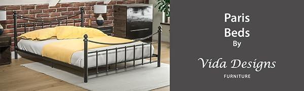 Paris Lits de Vida Designs Furniture
