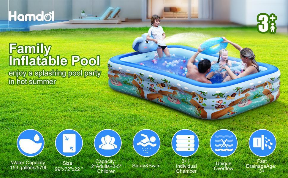 Family pool