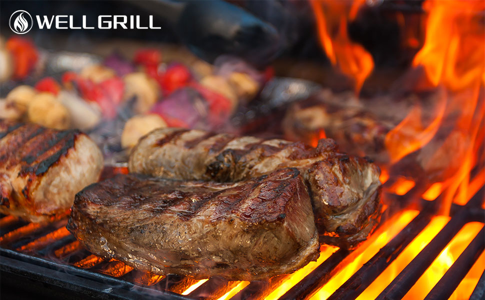 WELL GRILL GRATE