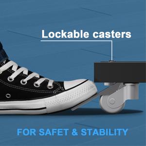 Lockable Casters