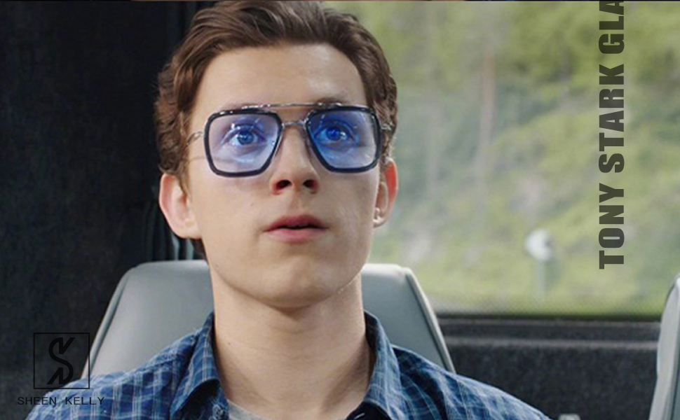 tony stark sunglasses small
