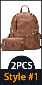 Hobo backpack set