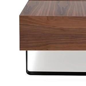[幅120] [幅120] センターテーブル ローデスク リフトアップ式 昇降式 突板使用センターテーブル ローデスク リフトアップ式 昇降式 突板使用