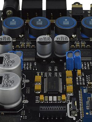 Two TPA3118 chips