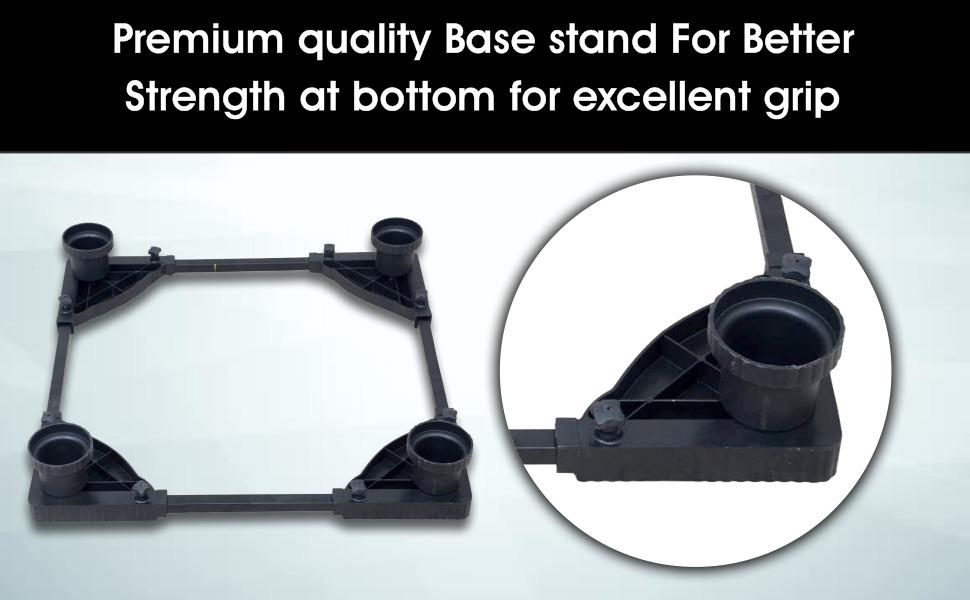 Premium Base for better strength