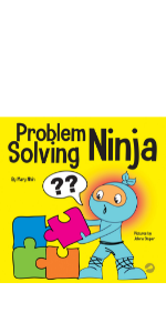 problem solving books for kids ninja life hacks Mary Nhin