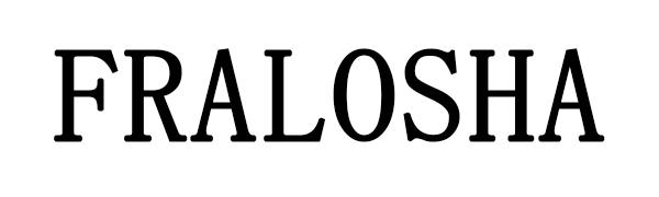 FRALOSHA Brand