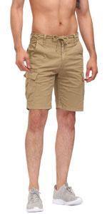 Mens Outdoor Cargo Shorts