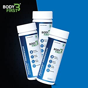 BodyFirst Aquamin Magnesium