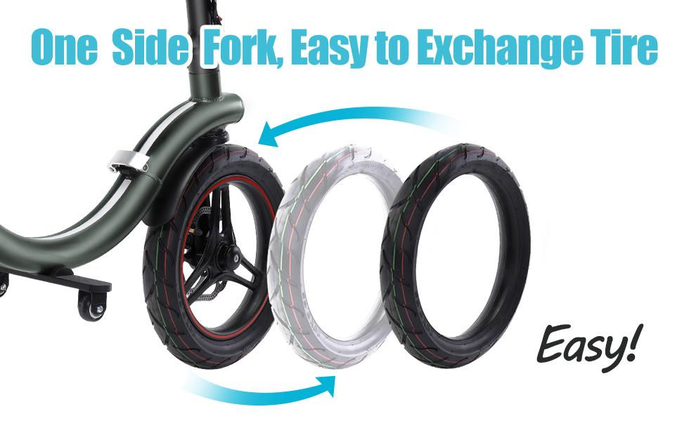 Advanced Structural design E-bike