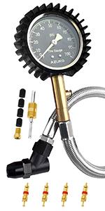 AZUNO Tire Pressure Gauge