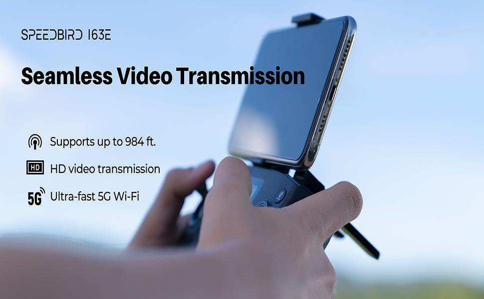 Seamless Video Transmission