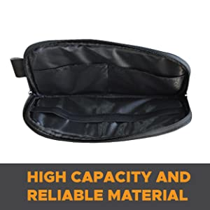 EcoNour Visor organzier with high capacity and reliable material