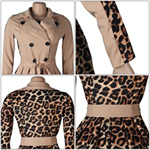 Khaki Leopard