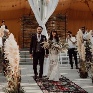 Pampass Wedding Decor