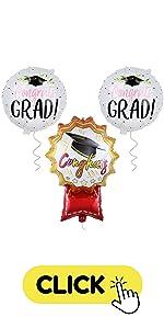 Congrats Gard Balloons