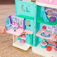 Gabby's Purrfect Dollhouse