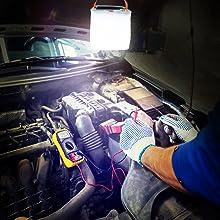 Repair lighting