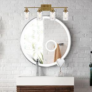 4-light bathroom lighting